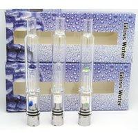 Cheap 2015 New Pyrex Glass Hookah atomizer vhit atomizer tank Dry Herb Wax Vaporizer herbal vaporizers pen water filter glass water atomizer