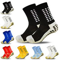 Wholesale TOP AAA Anti Slip Keesox Soccer Socks Football Sock Mid calf Calcetin de futbol Meias Calcetines Trusox Tocksox
