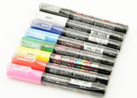 Wholesale UNI POSCA PC M color markers set Fine Point Head mm set Color pen
