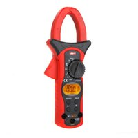 analog clamp meter - LCD Backlight UNI T UT205A A Digital Clamp Meters w Frequency Duty Cycle Test Multimeter Auto Range Ammeter Multitester