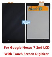 nexus 7 2013 - Original Brand NEW High Quality Tested LCD Touch Screen Digitizer For Google Nexus FHD nd Gen Asus K008 K009