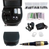 Wholesale Eyebrow Kit Permanent Makeup Tattoo Supply Machine Power Needle Tip EK702