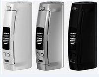 Wholesale Wismec Presa TC W Temperature Control Mod TC NI TC TI VW Ecigarette Mod vape mods Original