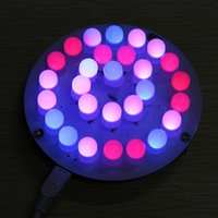 Wholesale DIY Full Color LED Touch Keys Aurora Towers Kit