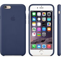 For Apple iPhone apples logos - 1 Original Copy Official Style PU Leather Slim Hard Cover Case For iPhone S Plus inch SE S With Logo With Retail Package