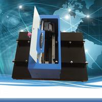 flatbed printer - A4 Size Color DTG Printer Flatbed T Shirt Printer