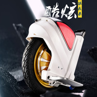 Wholesale Self balancing Unicycle Smart Electric Wheelbarrow With Trolley Adults Children Scooter