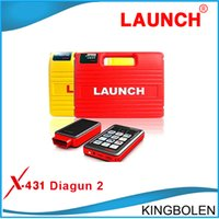 citroen - Three Years Quality Warranty Launch X431 Diagun Newest Version X Diagun Support Software Multi Language Diagun II