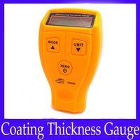Wholesale digital coating thickness gauge GM200 paint film thickness Meter DIY Instrument
