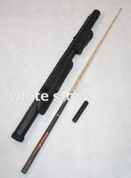 Wholesale 2pc snooker cue free cue cases Mini Extension Butt oz