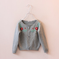 Cheap kids girl sweaters Best baby girl cardigan