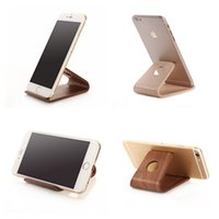 Cheap Universal Real wood phone holder Best   Wooden Mount