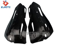 bayou atv - ATV Hand guards for kawasaki brute force prairie KFX bayou KVF Motorcycle Handguards Zjmoto