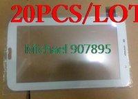 Blanco Royalstar RSD-L301 pantalla paneles Tablet P5100A PC táctil de cristal de estilo de vida BASSOON 20PCS Negro y