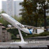 airbus airliners - AIRCRAFT MODELS PLANE AIRBUS A330 AEROBUS AIRLINER CORSAIR REPLICA