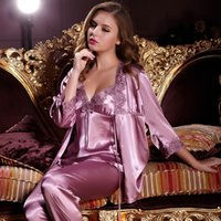 ladies pajamas - Dressing gowns and ladies pajamas NM1011