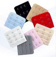 belt buckl - Extend buckle Ladies Hooks Bra Strap Extender Hook Clip lengthen buckle Intimates Accessories underwear buckle Nude ADJUSTABLE BELT Buckl