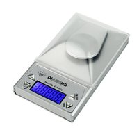 Wholesale 10g g Precision Digital Jewelry Diamond Carat Scale Balance Weight Mini Pocket Scale with salver Y4288D