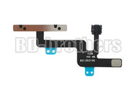 Wholesale 100 Band New Original Power Volume Flex Cable Mute Button Switch Connector Ribbon For iPhone G Plus