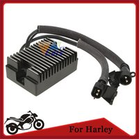Wholesale Motorcycle Regulator Rectifier Voltage for Harley Davidson Sportster XL883N XL883C XL883 XL Sportster Motorbike Replacement Part order lt no