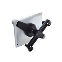 Wholesale 360 Rotating Headrest Car Seat Holder Mount For iPad Air Mini inchTablet holder for tablet