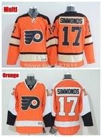 Wholesale Wayne Simmonds Philadelphia Flyers Hockey Jerseys Winter Classic Orange Authentic Wayne Simmonds Jerseys Stitched logo