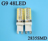 Wholesale High Power SMD2835 W W W W V V V V G9 G4 LED Lamp Corn Bulb Beam Angle LED Bulb Lamps warranty