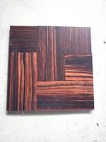 art parquet flooring - Ebony floor fight flowers Art Parquet Polygon Wood Flooring Custom wood floor Black walnut birch wood flooring Oak Merbau wood Nat