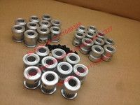 Wholesale Hot Sale teeth Bore mm GT2 Timing Pulley fit width mm of GT Belt D Printer reprap makerbot Freeshipping