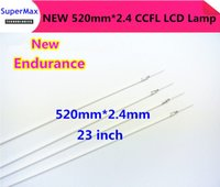 Wholesale 25PCS mm CCFL tube Cold cathode fluorescent lamps for quot widescreen LCD monitor order lt no track