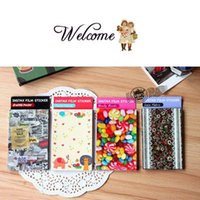Wholesale 80 sheets designs of Polaroid Sticker Photo Paper Scrapbooking Sticker Fuji Film Instax Mini s