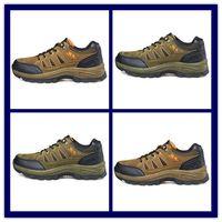 Wholesale Men s Hot Autumn Winter Shoes Boy s Fashion Hiking Shoe Man s Outdoor Sneakers Boy s Leather Running shoes Boy s Man New Arrival School shoe