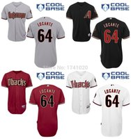 Wholesale MLB Baseball Jerseys Arizona Diamondbacks Will Locannte Jersey White Embroidery logo