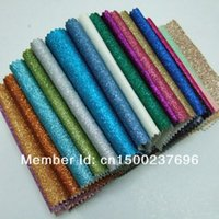 Wholesale 28 meter made in china glitter fabric for wall decoration