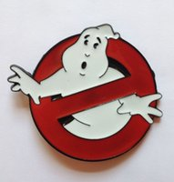 animals ghosts - Ghost Buster Belt Buckle SW B5003 suitable for cm wideth belt with continous stock