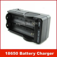 Yes anti ion - New Battery Charger Double Two Line Li ion Batteries Wireless with Anti overcharge Smart Travel Charger