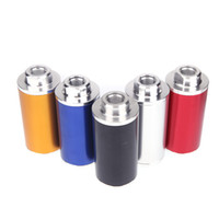 Wholesale Universal Car Fuel Filter Oil Filter with AN6 AN8 AN10 Adapter Fittings Black Fittings