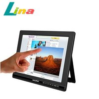 Wholesale Lilliput FA1000 NP C T quot LED HD x1080 wire Resistive Touch Screen Monitor with HDMI DVI VGA AV Input