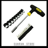 auto mechanical repairs - R DEER RT Sleeve T Screwdriver Batch Mechanical Repair Tool Suite Auto Repair Tools