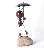 ants crafts - New Design Cute Iron Ant Home Decor Style Creative Arts and Crafts for Home Decoration Best Gifts for Kid