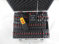 Wholesale HK Post Air Fireworks disply wire m AN50 Electronic ignition Remote control RADIO AM12 D3D Firing systems Fireproof wedding