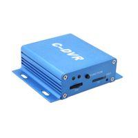 Wholesale Digital Voice Recorders Portable Metal Security Mini DVR Digital Video Recorder with TF Micro SD Card Recording EU Plug V979