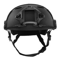 airsoft military gear - Tactical helmet Military Army Tactical Series Airsoft Paintball Hunting Shooting Gear Combat Fast Helmet
