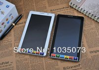 Cheap Wholesale-9 Inch MTK6515 Phablet Android 4.1Dual SIM Card 2G GSM Phone Call Dual Camera Bluetooth Tablet PC Capacitive Screen Free Case