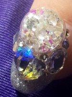 Wholesale Manicure DIY glass ball