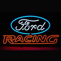 american residential - 17 quot x14 quot Ford American Auto Ford Racing Design Real Glass Neon Light Signs Bar Pub Restaurant Billiards Shops Display Signboards