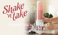Wholesale Shake n DHL Take fruit juice machine mini juicing multi function mixer a cup drink ice sand machine