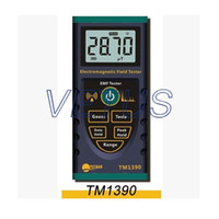 Wholesale Electromagnetic field tester digital electromagnetic radiation detector TM1390 TM with Measuring Range mG A