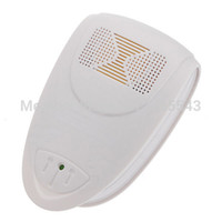 Wholesale Mini Indoor Oxygen Bar Ionizer Air Fresh Purifier Home Wall V With Adapter Home Autocar Negative Ion Purifier