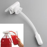 beverage dispensers - HOT Sale Portable Useful Magic Tap Electric Automatic Water Juice Beverage Dispenser Home Essential
